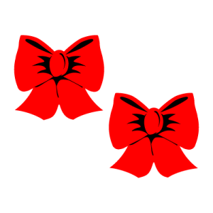 pastease Red Bow 3